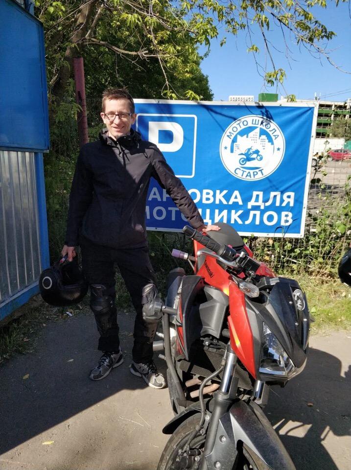 Обучения мотоцикле стоимость на одного часа ссср ракета наручные продать часы